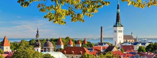 Виза в Эстонию Киев
